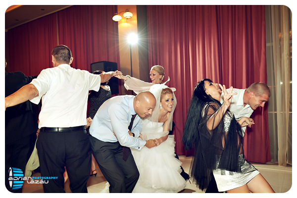 foto Adrian Lazau sala de nunti Eleganzza Oradea