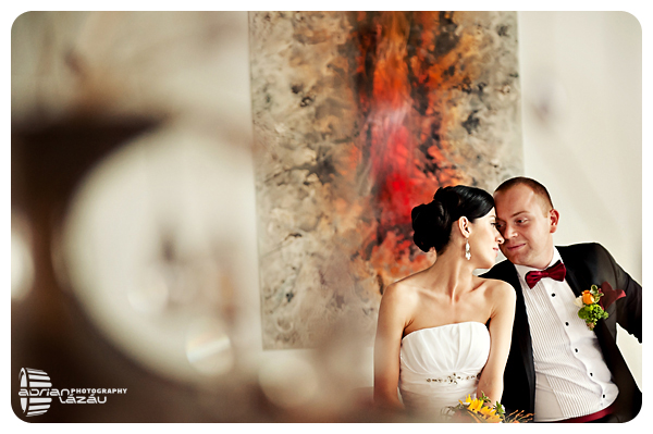 Fotografii de nunta Oradea Oana si Marius Cervantes